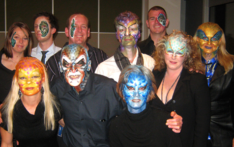 circus_themed_adults_party_face_painting_UV_body_art_gold_coast_brisbane_tweed