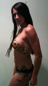 lingerie_body_painting_surfers_paradise_gold_coast_nightclubs