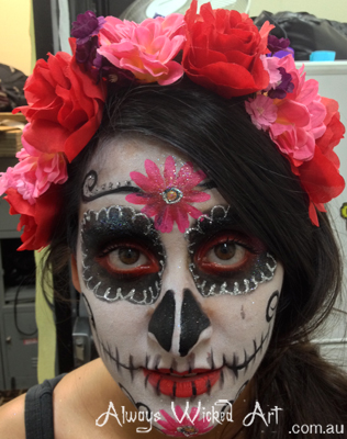 day-of-the-dead-face-painting