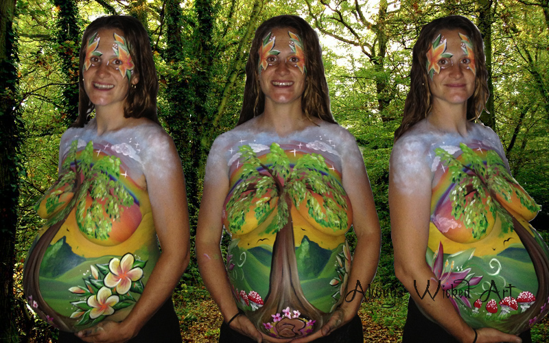 Baby_Shower_Belly_Body_Painting