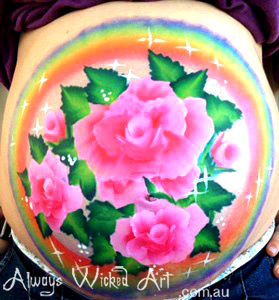 Baby_Bump_Body_Painting