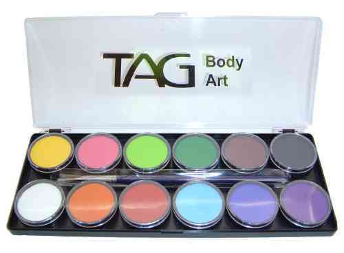 TAG Body Paint and Face Painting Products - Australia